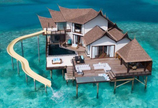 أفضل فنادق جزر المالديف