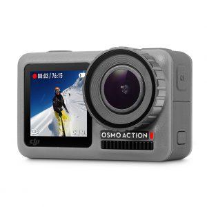 كاميرا دجي اوسمو dji Osmo action