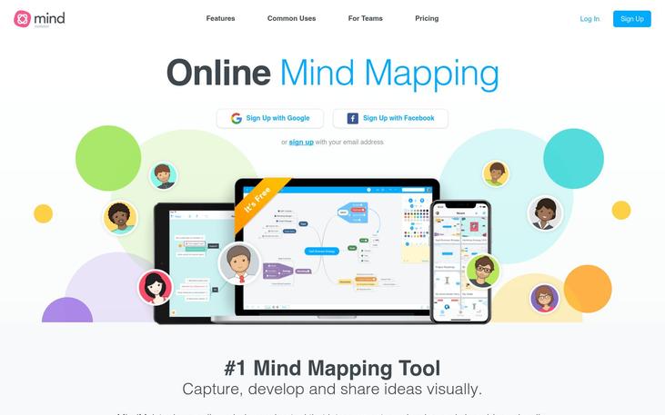 أفضل ٥ برامج خرائط ذهنية